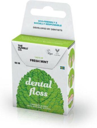 Afbeelding van Zilveren Humble Brush Dental Floss Fresh Mint Fresh Mint