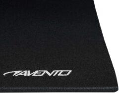 Avento fitnessmat Multifunctioneel 160 x 60 cm foam zwart