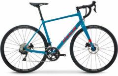Marineblauwe Fuji Sportif 1.1 Disc Road Bike (2021) - Racefietsen