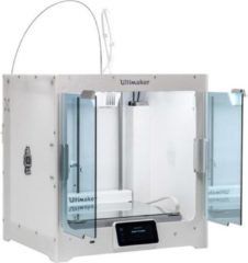 Ultimaker S5 3D-printer Dual nozzle-systeem (Dual Extruder)