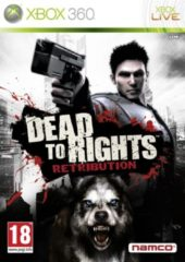 Bandai Namco DEAD TO RIGHTS: RETRIBUTION - XBOX 360