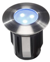 GardenLights Inbouwspot Alpha 12V Blue Light led Gardenlights 4059601