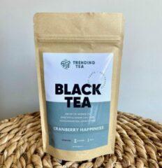 Trending Tea Voordeelbox| Zwarte Losse Thee | 3x Cranberry Happiness | TrendingTea