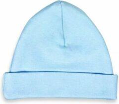 HAVLU Babymutsje Blauw 62-68