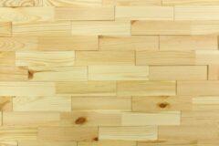 Wodewa lambrisering hout 3D-look nordic grenen, geolied 1m ² wandpanelen moderne wanddecoratie houten lambrisering houten wand woonkamer keuken slaapkamer