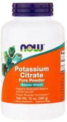 Potassium Citrate Pure Powder (340 gram) - Now Foods