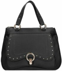 Zwarte Liu Jo Sile Boston Bag nero Damestas