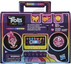 Trolls verrassingzakje Tiny Dancers 3,8 x 17,8 x 15,9 cm multicolor