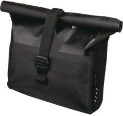 Zwarte Topeak Barloader Waterproof Handlebar Drybag - Stuurtassen