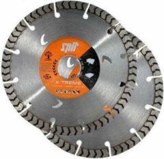 Spit diamantbladen 140x22.2 mm [2x] Xtreme c610059