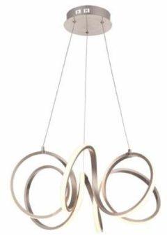 Roestvrijstalen Freelight Hanglamp Raffinato RVS Led 60cm