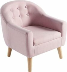 Howa Kinderfauteuil roze 8621