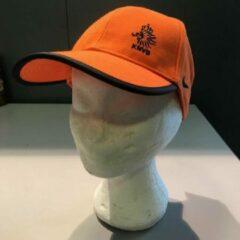 Nike Nederlands elftal cap oranje-zwart met KNVB logo voor 12 jaar en ouder
