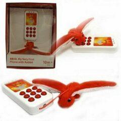 Rode Simply for kids Brio mijn eerste telefoon