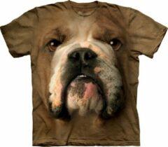 The mountain honden t shirt bulldog