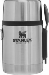 Stanley PMI Stanley The Stainless Steel All-in-One Food Jar 0,53L - thermosfles - Stainless Steel