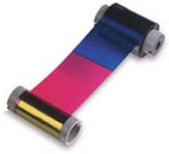 Zebra True Colours i Series YMCK ribbon printerlint