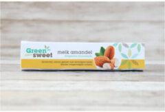 Groene Greensweet Stevia Chocoreep Melk Amandel (42g)