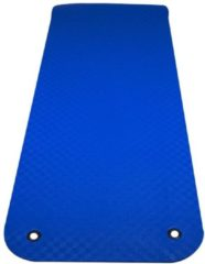Reha Fit Fitnessmat Blauw 180x65 cm