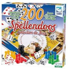 Clown Games Clown Spellendoos 200Dlg Nl/Fr