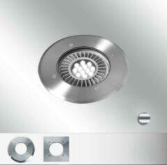 Roestvrijstalen Bel Lighting Zaxor HP BL 2417N75C1H.16 Roestvrij staal