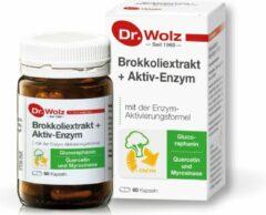 Dr. Wolz Broccoli Brokkoli Extract met enzymen| Enzymkomplex met quercetin en Glucoraphanin