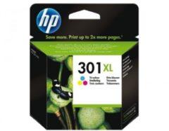 HP Cartuccia originale inchiostro tricromia ad alta capacità 301XL