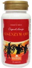 Hanoju Co-enzym Q10 250 mg vitamine C 250 mg Capsules