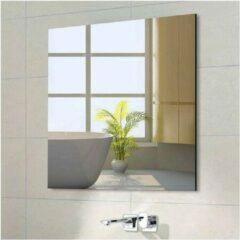 Schloss Anti condens en verwarmde spiegel 350W, 60x60cm, verlijmde voorplaat en achterplaat