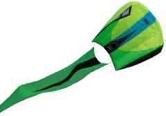 Groene Prism eenlijnsvlieger Bora 7 Jade 124 x 81 cm groen