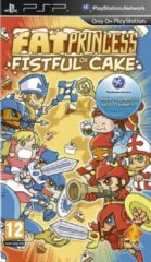 Sony Fat Princess: Fistful of Cake