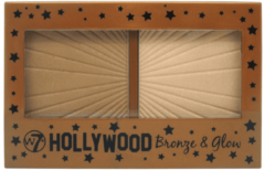 W7 Hollywood Palette - Bronze & Glow 13g