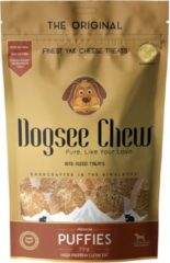 Dogsee Chew Puffies - Hondensnacks - Kaas 70 g