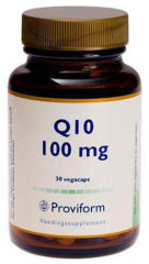 Proviform Q10 - 100 mg - 30 V Capsules - Voedingssupplement