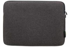 Gecko Covers Grijze Universal Zipper Laptop Sleeve 15-16 inch