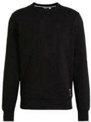 Bjorn Borg Björn Borg crew neck sweater sweatshirt (dik) - zwart - Maat: XXL