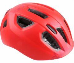 Cycle Tech Kinderhelm Inmold Nova Junior 54-58 Cm Rood