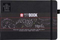 Bruynzeel Schets-notitieboek Sakura A5 zwart
