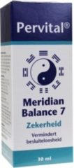 Pervital Meridian balance 7 zekerheid 30 Milliliter
