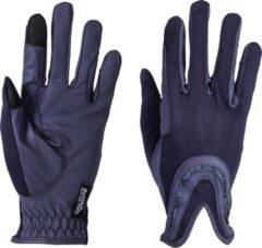 Marineblauwe Dokihorse Handschoenen Summer Navy Glitter (8.5)