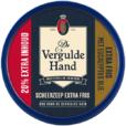De Vergulde Hand Scheerzeeptablet Extra Fris - 75 gram +20% Extra Inhoud
