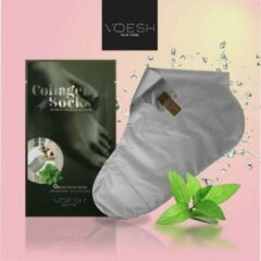 Voesh New York VOESH Phyto Collageen Socks 5 pack Voetmasker