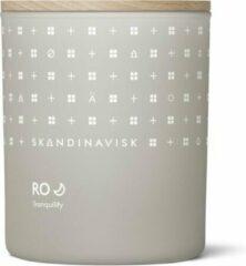 Grijze Skandinavisk Candle 200gr - 50u Ro / Tranquility