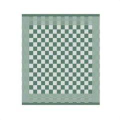 Groene DDDDD Barbeque - Theedoek - 66x65 cm - Set van 6 - Green