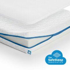 Witte AeroSleep® Evolution Pack 2-in-1 : Matras + 3D Beschermer - bed - 60 x 120 cm