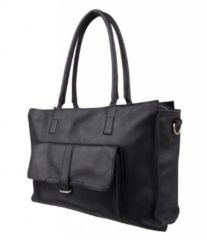 Cowboysbag Handtas werktas laptoptas met voorvak BAG EDGEMORE 15 inch zwart