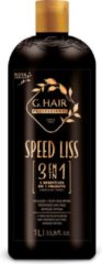 G-Hair Speed Liss 3 in 1 Keratine 1000 ML