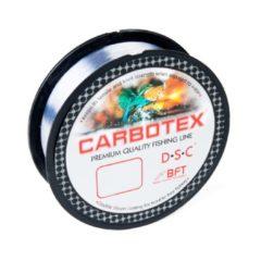Zilveren Carbotex D-S-C - Nylon - 0.35 mm - 9.9 kg - 500 m