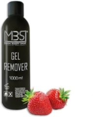 Transparante Gel remover Remover 1000 ml Uv gel - Kunstnagels-nagels-gellak-Mega Beauty Shop®