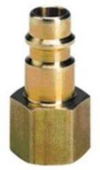 Einhell Gewindestecknippel R 3/8 IG Kompressoren-Zubehör